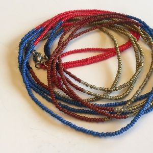 Gorgeous Altiplano Beaded Necklace
